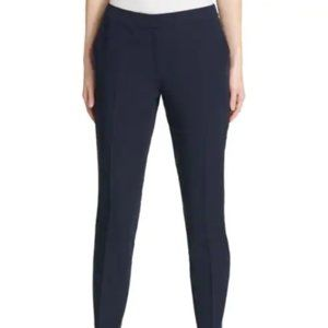NWT Tommy Hilfiger Size 2 Radcliffe Navy Crop Pant